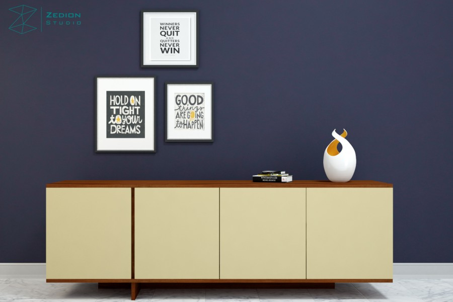 Downloads Library-3D models-Furniture-Modern-Dressers and mirrors-929