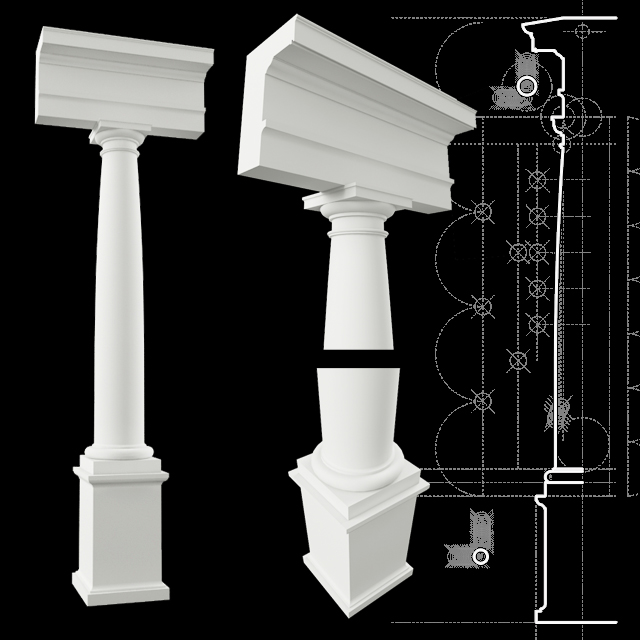 Downloads Library-3D models-decorative-by:Muhammad Al.najar