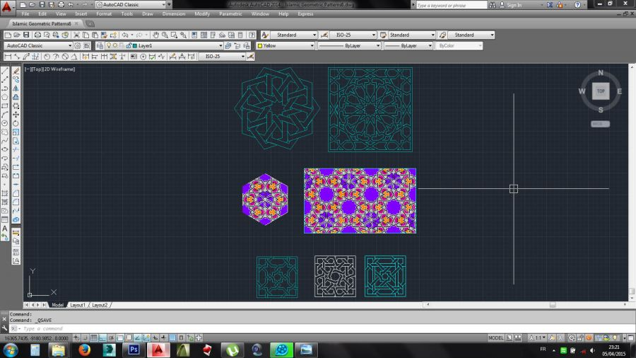 Downloads Library-Cad files--Islamic--748