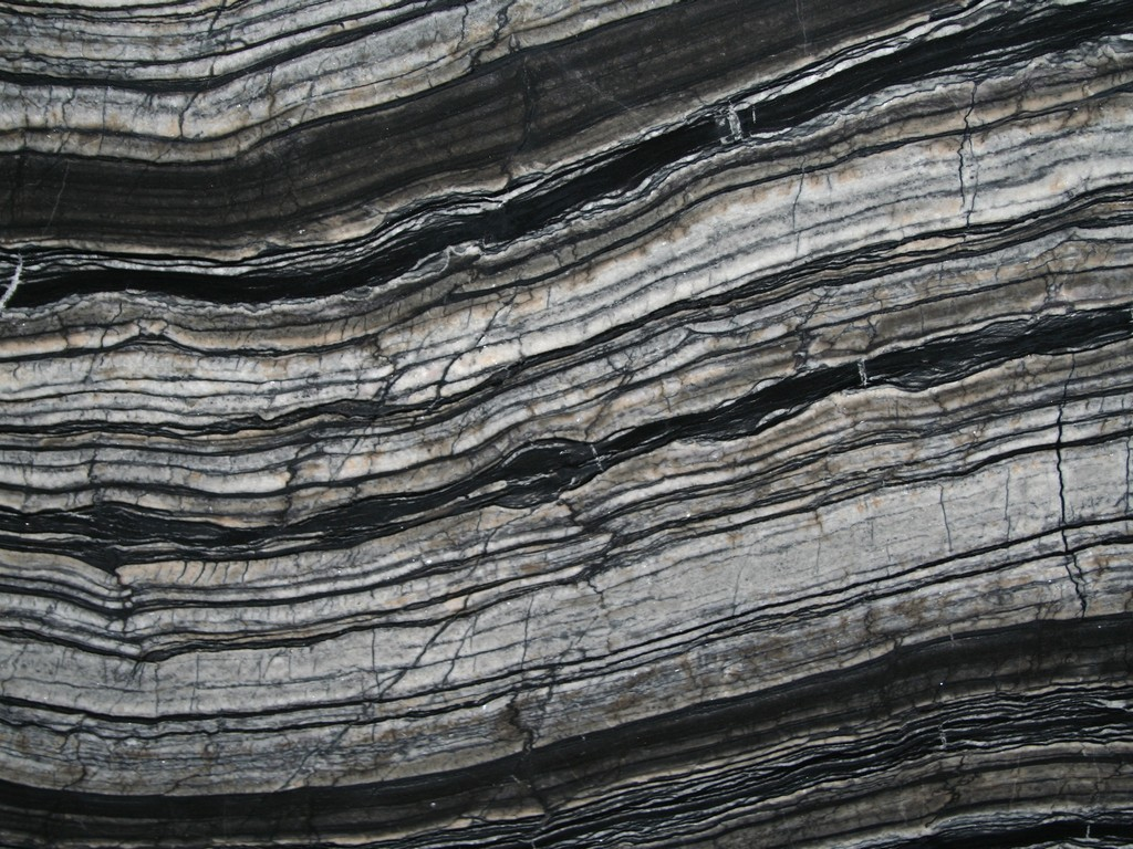 التعريف بالخامات Black Wood Vein Marble Rehla Me