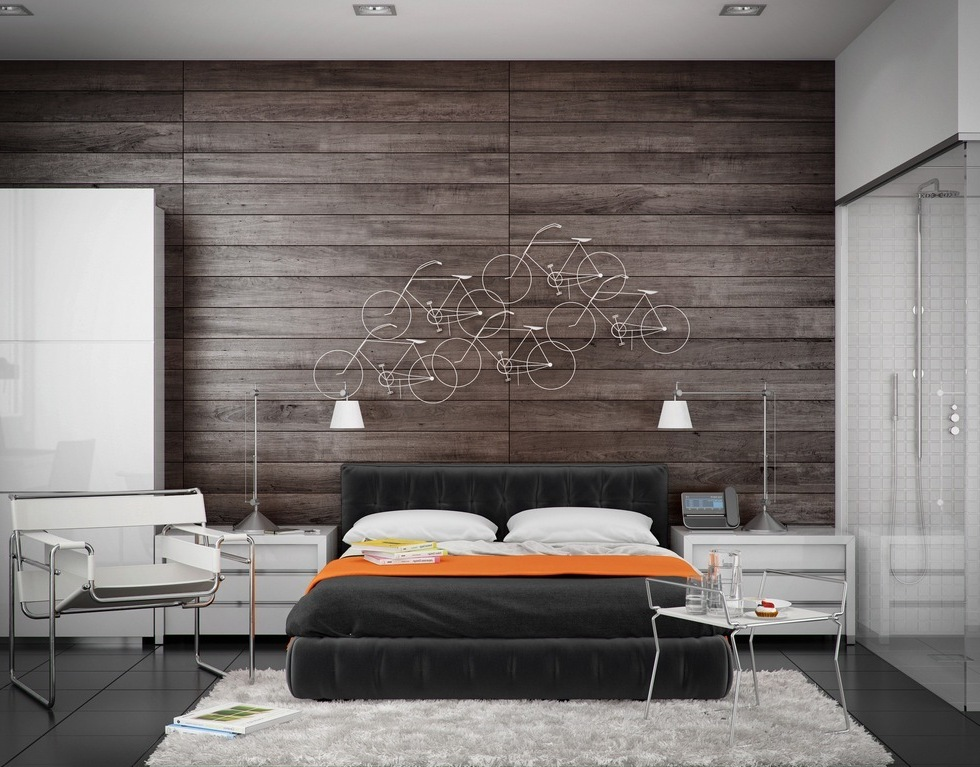 Wood Panels With Just Adhesive