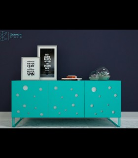 Downloads Library-3D models-Furniture-Modern-Dressers and mirrors-926