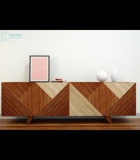 Downloads Library-3D models-Furniture-Modern-Dressers and mirrors-927