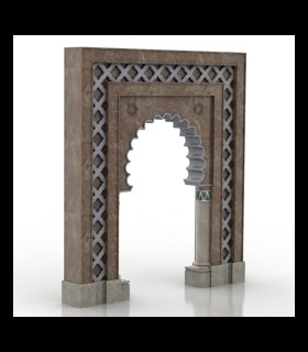 Downloads Library-3D models-decorative-Islamic-Islamic-629