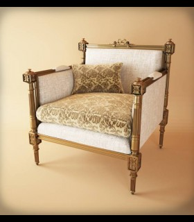 Downloads Library-3D models-Furniture-268-by:Mohammed Feyala