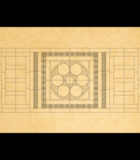Downloads Library-Cad files-Flooring/marble drawings-329