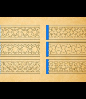 Downloads Library-Cad files-Decorative-273-by:Muhammad Al.najar