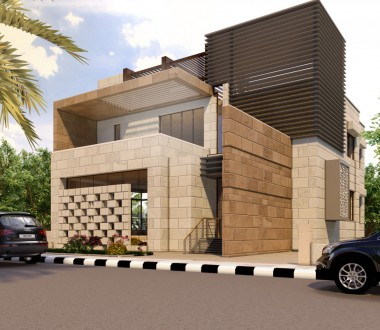 Idea book | user designs-Exterior design-Amjad Al Refa'ae Villa