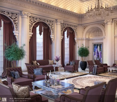 Idea book | user designs-Interior design-Luxury classic big reception | full gallery