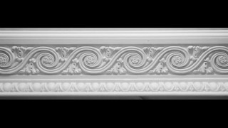 cornice_with_ornmanet_simple_symitery_slice