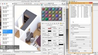 using of vray dirt as extra texture