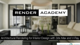 Photoshop and Camera Raw Post Production for Architectural Rendering and Interior Design