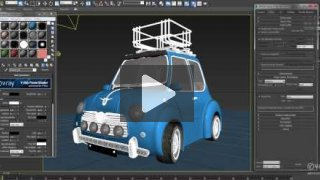 V-Ray 3.0 for 3ds Max - Render Mask